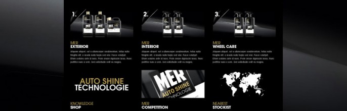 New MER 'Auto Shine Technologie' available now